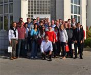 7-9 EKİM 2013 AVIA BANTLEON firması yurtdışındaki ilk uluslararası toplantısını ŞEKER MAKİNA KİMYA evsahipliğinde İstanbul'da gerçekleştirdi.